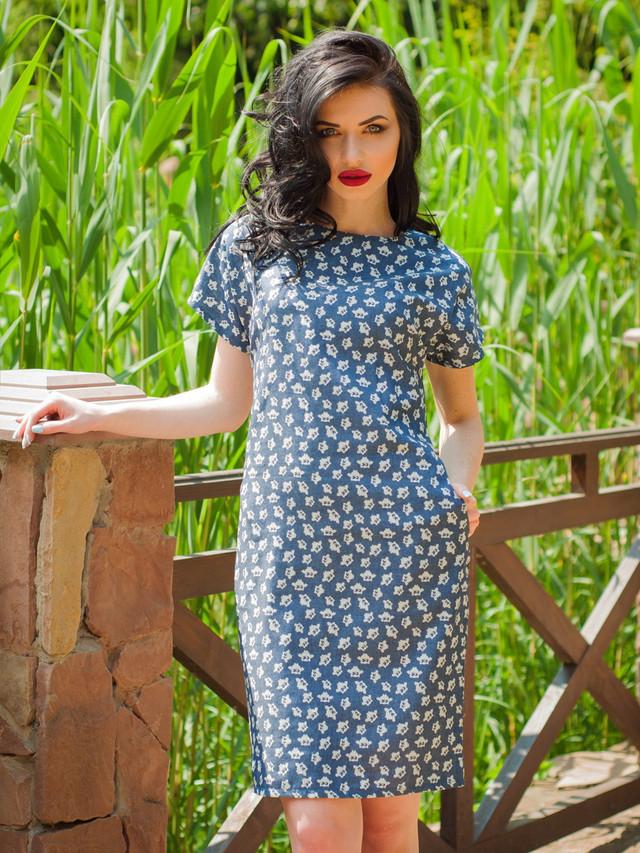 Отличное летнее женское платье