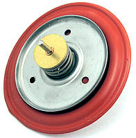 "Мембрана 70 мм  ""красный"" силикон, 3 х-ходового клапана Hermann, Sime, артикул S403000011, код сайта 4224"