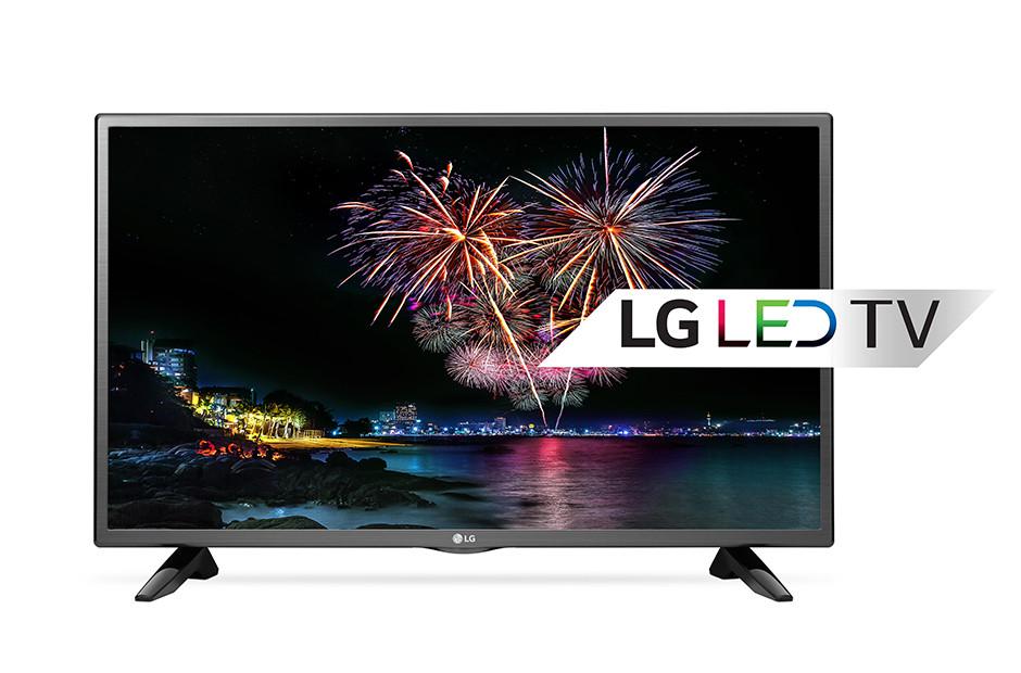 Телевизор LG 32LH510b (PMI 300Гц, HD, Triple XD Engine, Clear Voice, Virtual surround 2.0)