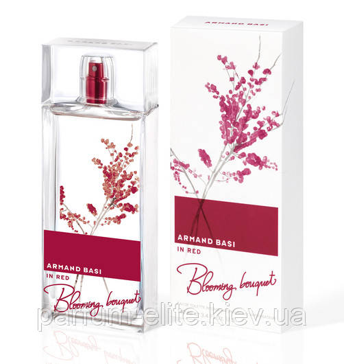 Женская туалетная вода Armand Basi In Red Blooming Bouquet 100ml(tester)