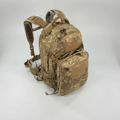 Военный рюкзак Helikon Direct Action Ghost - PenCott Badlands