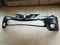 Передний бампер Toyota RAV4 2012-2015 521194A905
