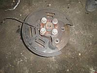 Задняя ступица с тормозным диском на Kangoo 2008-2012 1,5 DСI