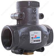 "ESBE VTC511 3-ходовой термический клапан T=60°C Rp 1 1/4"" Kvs 14"