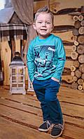 Брюки детские для мальчика р 92 см