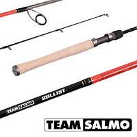 "Удилище кастинговое Team Salmo BALLIST 7-28g/1.80 (5.9"")"
