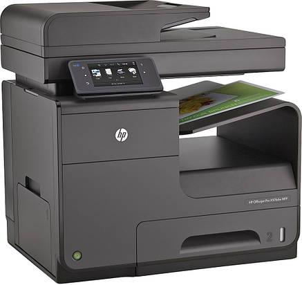 МФУ  HP Officejet Pro X576dw, фото 2