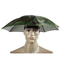 Зонтик-шляпа