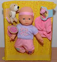 Интерактивная кукла Саша Joy Toy
