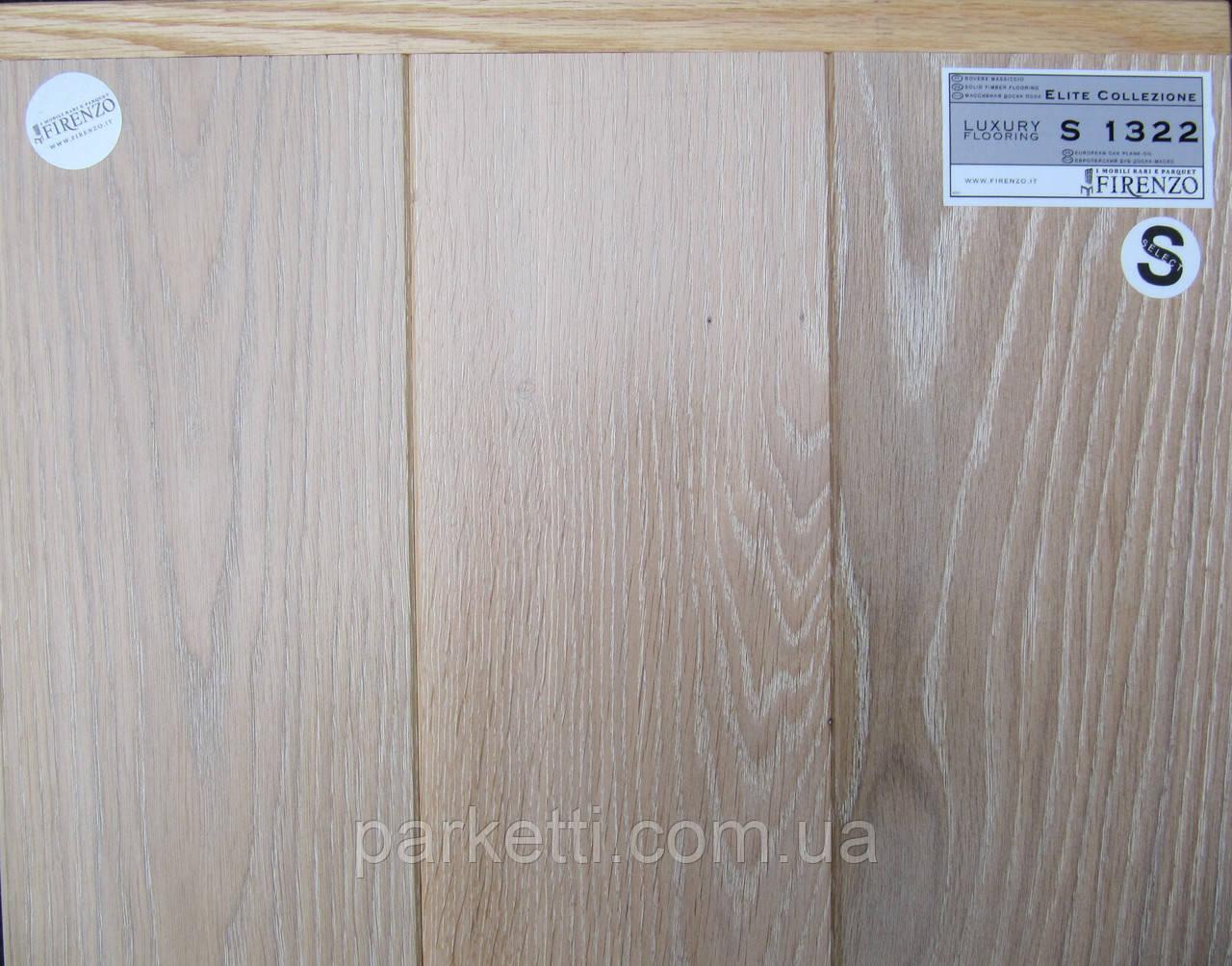 Firenzo S1322 European oak plank-oil массивная доска, фото 1