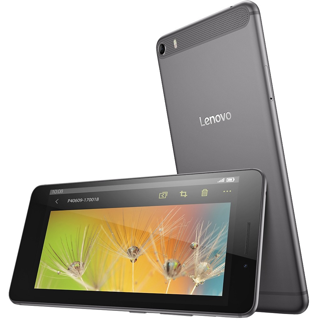 Планшет Lenovo Phab Plus 32GB PB1-770M Silver (ZA070062)