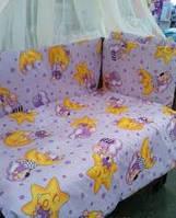 Бортики в детскую кроватку , фото 1