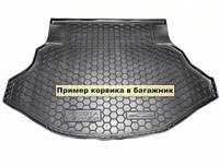 Полиуретановый коврик для багажника Volkswagen Caddy Life с 2004-