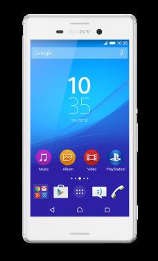 Смартфон Sony Xperia M4 Aqua E2312 (White), фото 2