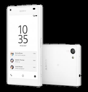 Смартфон Sony Xperia Z5 Compact E5823 (White), фото 2