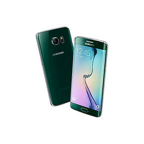 Смартфон Samsung G925F Galaxy S6 Edge 32GB Green Emerald (SM-G925F), фото 2