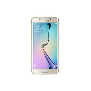 Смартфон Samsung G925F Galaxy S6 Edge 128GB Gold Platinum (SM-G925FZDFXEO), фото 2