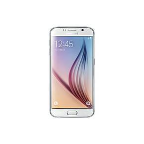 Смартфон Samsung G920F Galaxy S6 32GB White Pearl (SM-G920FZWAXEO), фото 2
