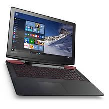 Ноутбук  Lenovo Y700-15 i7-6700HQ 4GB 1TB GTX960M W10, фото 2