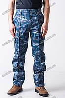 Камуфляжные военные штаны Я ОМОН