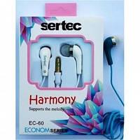 90232 Наушники Harmony Sertec EC-60