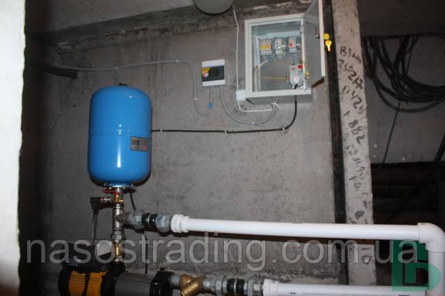В Волгодонске воду к верхним этажам подадут специальные насосы