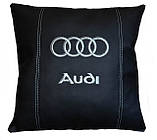 Подушка сувенирная с маркой машины ауди Audi, фото 3