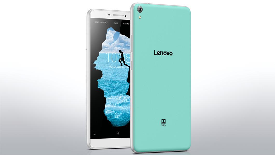 Планшет Lenovo Phab 16GB PB1-750M Blue