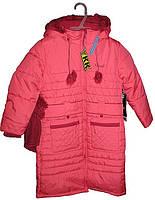 Пальто термо GWG 5874 Camelia Rose, GUSTI, фото 1