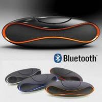 Портативная Bluetooth колонка AU-BTK1015 (Z-169), X6,колонки для телефона