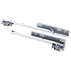 Напр. скрытого монтажа 450 мм, частич. выдв. (комплект) - Dtc (аналог)