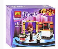 Детский конструктор Friends 10131 Сцена, 92 дет