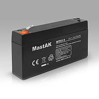 Аккумулятор Mastak MT613 6V1.3Ah
