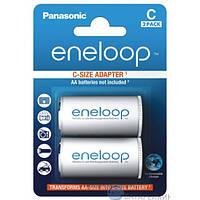 Адаптер-перехідник Panasonic Eneloop з акумулятора АА C