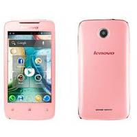 Смартфон Lenovo A390T Pink (1мес) / 2 Sim