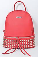 Сумка-рюкзак, красная 553074