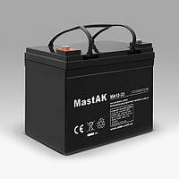 Аккумулятор MA12-33 MastAK 12V33Ah