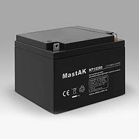 Аккумулятор MastAK MT12280 12V 28Ah