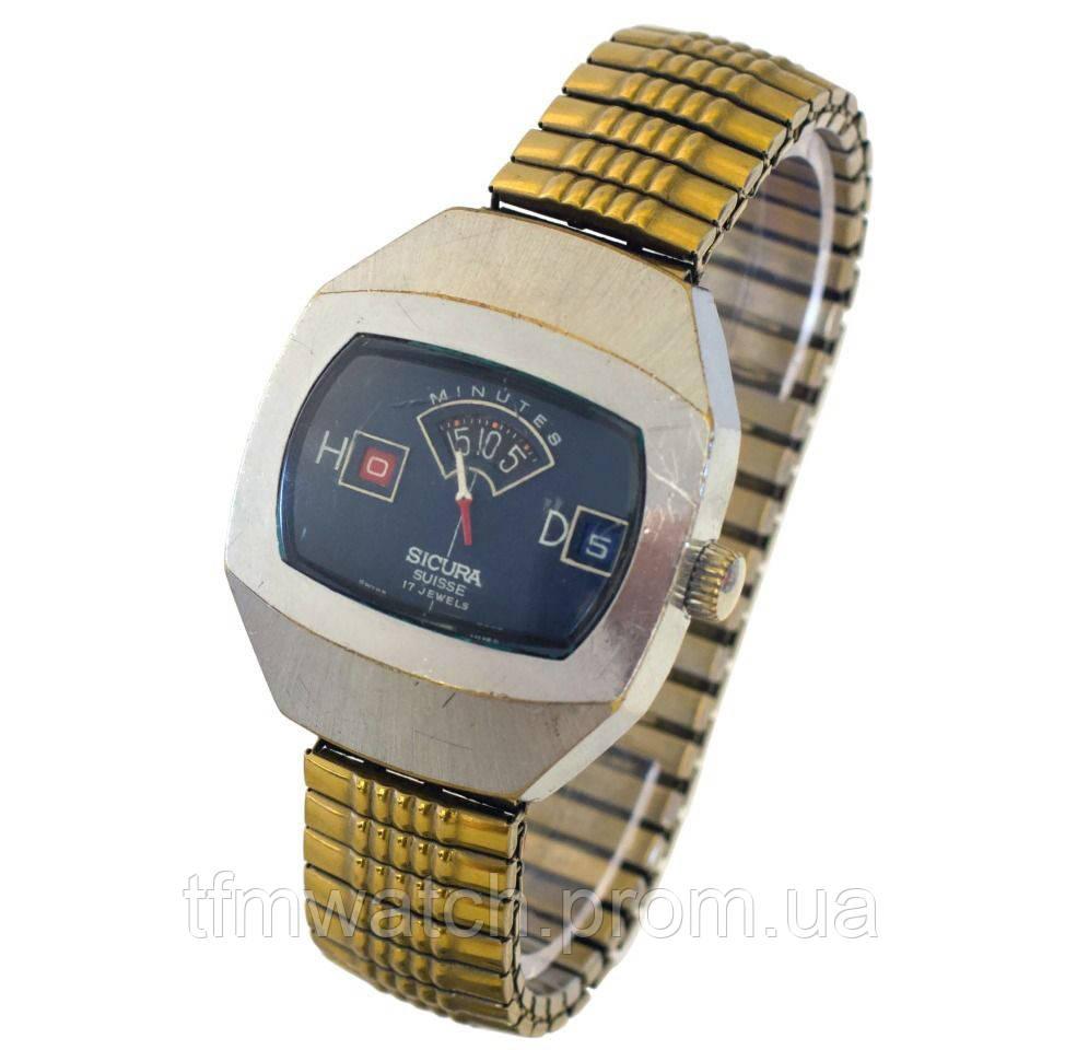 Купить механические швейцарские часы для