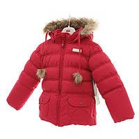 Куртка термо GWG 5875 Sangria 70% пух, 30% перо, GUSTI
