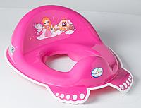 Накладка на унитаз антискользящая LP-002 Little Princess Tega  цвета в ассортименте 550-551