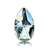 Стразы пришивные Asfour Капля 18мм. Crystal