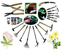 Інструмент ручний садовий