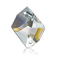 Стразы пришивные Asfour Космик 16мм. Crystal