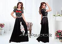 Модное платье Сабрина,размеры 42-48. в расцветках
