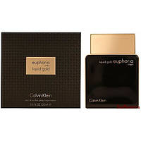 Туалетная вода Calvin Klein Liquid Gold Euphoria Men 100мл (лицензия)
