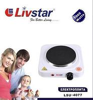Электроплита одиночная дисковая Livstar LSU-4077