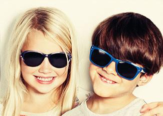 Детские солнцезащитные очки оптом