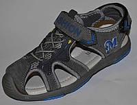 Босоножки сандалии на мальчика р-р 32,  Tom. m с супинатором