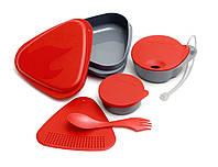 Набор посуды Light My Fire Mealkit pin-pack красный